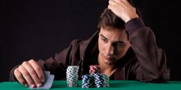 Blackjack verliezen